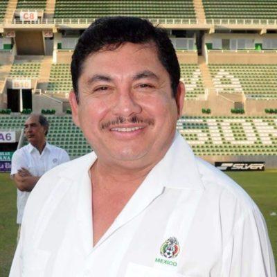 José del Carmen Vázquez Ávila, presidente de Pioneros de Cancún y de la Segunda División de Futbol, es investigado por fraude