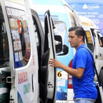 La Ley de Movilidad, aclara Eduardo Martínez Arcila, no regula plataformas digitales sino todos los sistemas de transporte a los que recurren los quintanarroenses para trasladarse