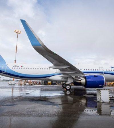 La ruta Cancún-Los Ángeles es una de las más concurridas en Interjet al transportar 142 mil 128 pasajeros en dos años