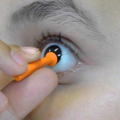 """40 prótesis oculares, con un costo en el mercado de 50 mil pesos, serán colocadas en Playa del Carmen como parte del Programa """"Cambiando Vidas"""""""
