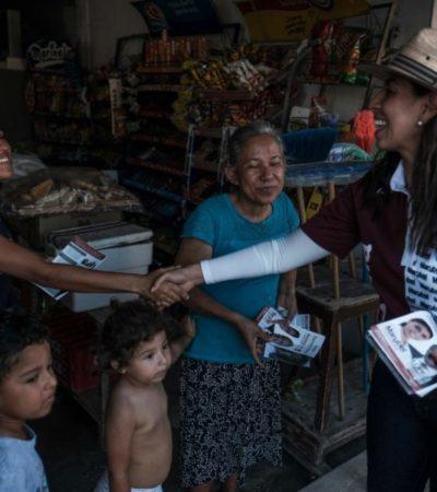 'La Casa de la Mujer', promete Marybel Villegas, brindará igualdad y justicia a amas de casa y madres solteras