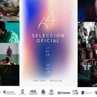 La 64 Muestra Internacional de Cine recala en Chetumal y Bacalar