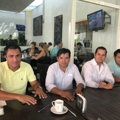 El 'Dream Team Rojo-Marrón' quiere frenar candidatura de José Luis Toledo Medina, acusa PRD