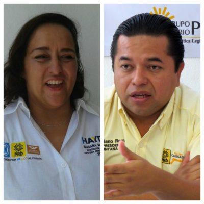 Por hacer campaña en favor de Morena, PRD expulsaría a Emiliano Ramos y seguidores