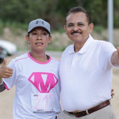 Martín de la Cruz Gómez buscará que Solidaridad tenga más espacios dignos para el deporte y recreación