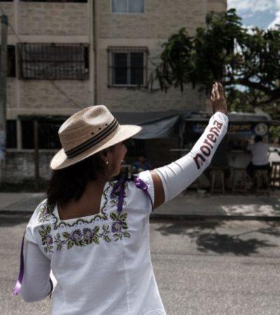 Marybel Villegas buscará nuevos mecanismos y herramientas de vigilancia para recuperar la seguridad, dice