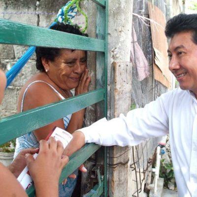 Con Ley de Coordinación Fiscal, propone Jesús Pool, se creará fondo para la recuperación de playas