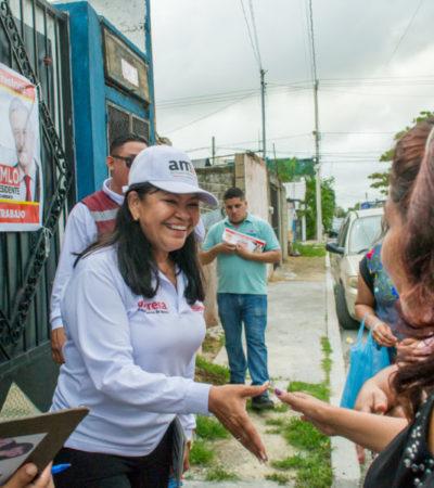Mildred Ávila Vera impulsará legislación en materia de prevención y control de la epilepsia