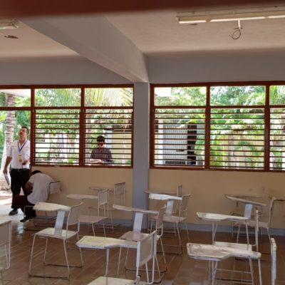 Puerto Morelos se prepara con 22 refugios ante la próxima temporada de huracanes