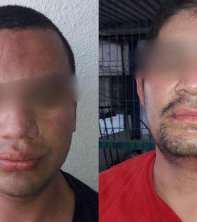 Hijo de un candidato del PVEM y un policía son detenidos por 'huachicoleo' en Tabasco