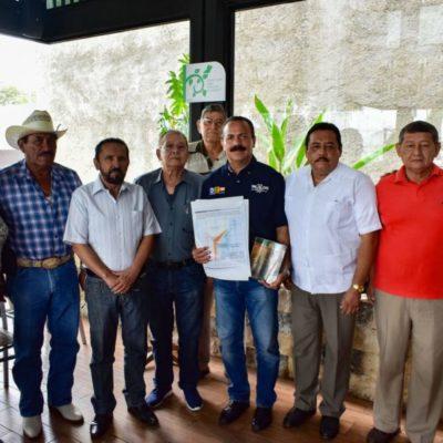 El conflicto limítrofe entre Quintana Roo y Campeche pasa a la agenda de trabajo de Julián Ricalde