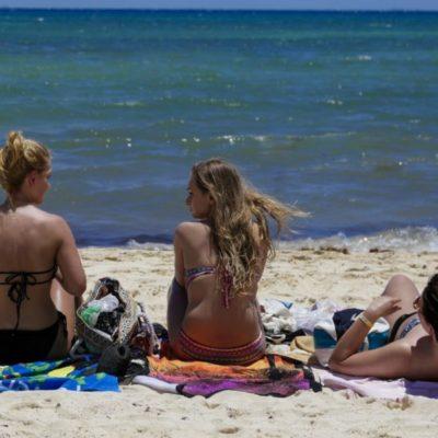 34 mil turistas recorren Playa del Carmen cada día de mayo y junio