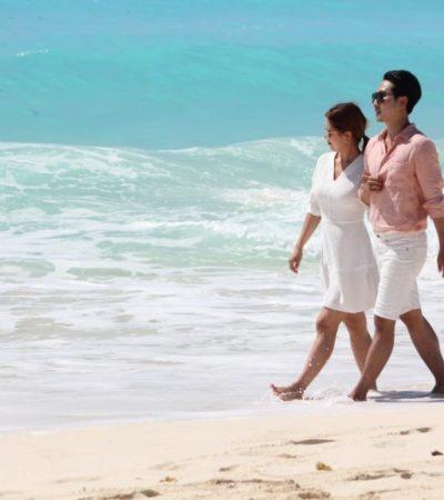 Siete playas 'Blue Flag' de Cancún serán recertificadas en junio