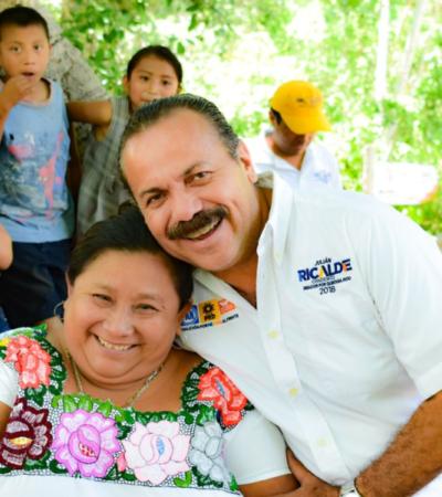 Julián Ricalde consolidará el 'Fondo Único para la Salud'