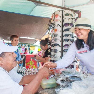 El agua debe ser protegida, demanda Mildred Ávila