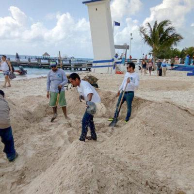 Puerto Morelos en el Festival de los Océanos