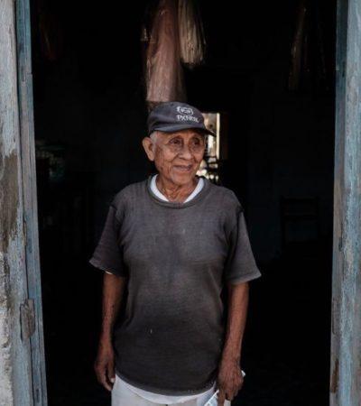 Con AMLO, promete Marybel Villegas, dignificaremos a todos los adultos mayores
