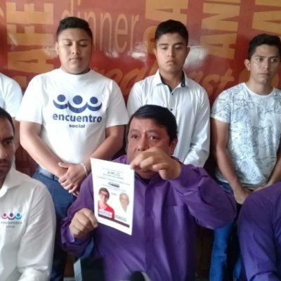 Denunciará PES los actos anticipados de campaña de Laura Beristain en Morena