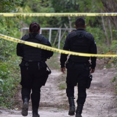 INVESTIGAN CASA DE SEGURIDAD DEL NARCO EN CANCÚN: El cateo en Tres Reyes revela posibles fosas clandestinas