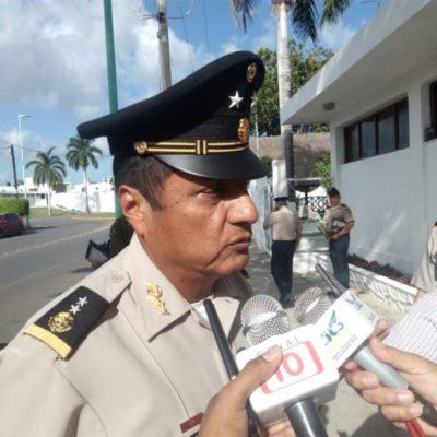ATRIBUYEN EJECUCIONES A 'AJUSTES DE CUENTAS': No hay militarización en Quintana Roo, asegura el General Miguel Ángel Huerta Ceballos