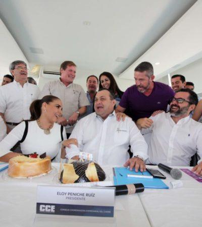 ¿ENEMIGOS IDEOLÓGICOS?: Candidatos de Morena se reúnen con empresarios y ¡se comprometen a transparentar gastos!