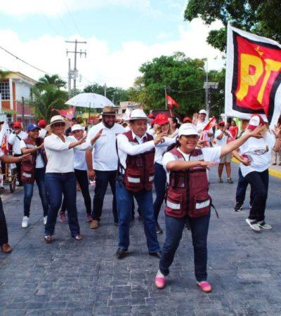 Desde San Lázaro, Jesús Pool impulsará el desarrollo y diversificación económica en Leona Vicario