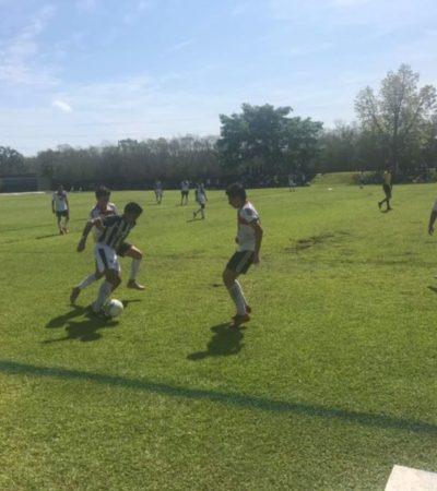 Cazatalentos del Club Monterrey vienen a Cancún para evaluar jugadores este fin de semana
