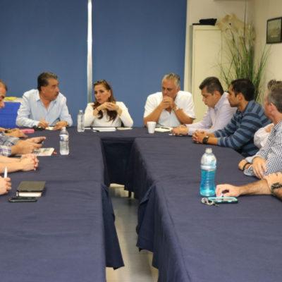 Se reúne Mara Lezama con desarrolladores inmobiliarios para exponer planes para Cancún