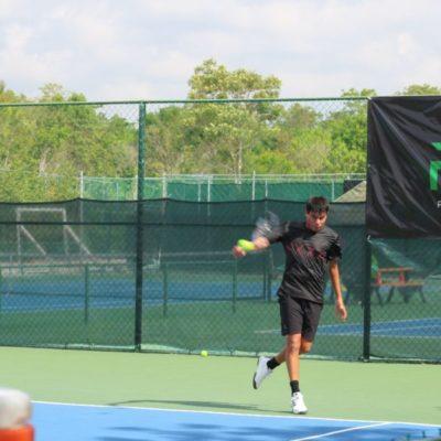 Astorga y García se enfrentarán en final del Circuito Profesional Mexicano de Tenis 2018