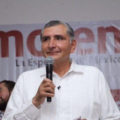 Ex colaboradores de Zavala se suman a candidato de Morena-PT-PES al gobierno de Tabasco
