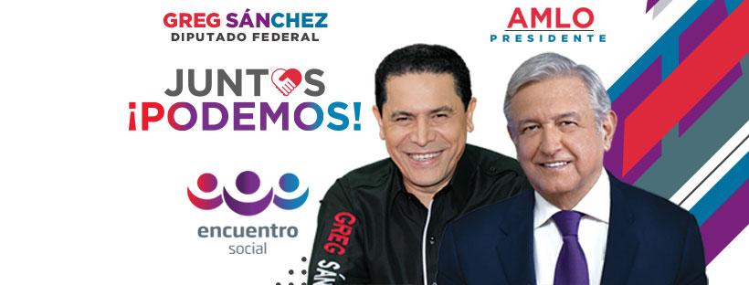 CUANDO ALGUIEN SE PASA DE 'LISTO': AMLO ordena a Greg Sánchez dejar de usar su imagen en propaganda en Cancún