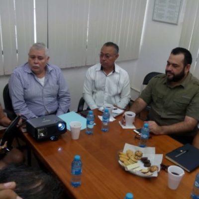 Sergio González Levet es nombrado delegado de la SEP en QR en sustitución de  Manuel Gil Padilla