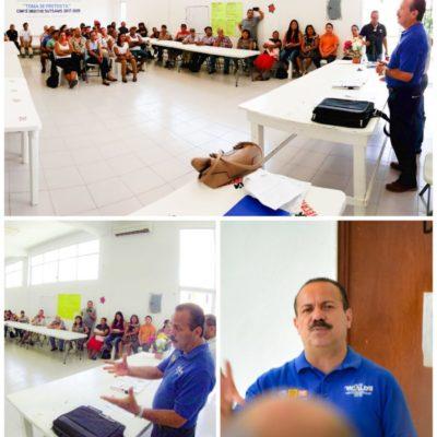 Mejorar la salud pública es una prioridad para Julián Ricalde