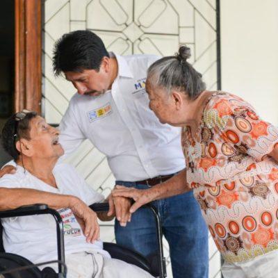 Víctor Mas asume la seguridad como la principal demanda ciudadana en Tulum