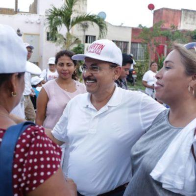 Impulsaremos aún más la inversión en Solidaridad, anticipa Martín de la Cruz