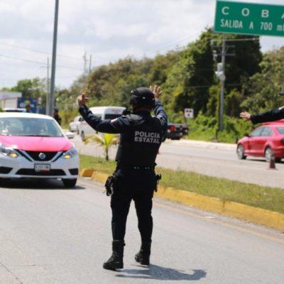 Tras balacera en fin de semana, se refuerza la seguridad en Tulum;  la tranquilidad del destino es prioritaria, dice Ayuntamiento