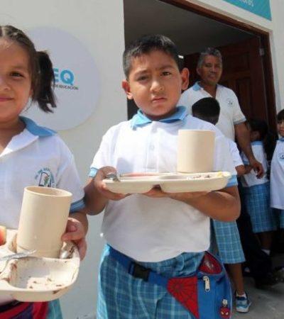 ANUNCIAN NEGOCIO DE 177 MDP PARA EL PRÓXIMO CICLO ESCOLAR: Presentan licitación nacional para elaborar uniformes, mochilas y útiles para 1,270 escuelas de Quintana Roo