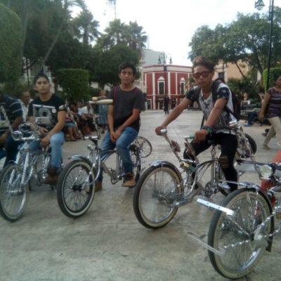 Mérida requiere de más espacios para ciclistas