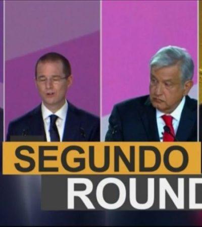 Así se prepararon los candidatos para el segundo Debate Presidencial