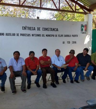 """PURGAS PRIISTAS: Por atentar contra la """"unidad ideológica"""", militantes del tricolor demandan expulsión de correligionarios en FCP"""