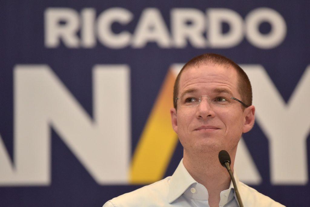 Paz con justicia y sin impunidad, asegura Ricardo Anaya, eso es lo que quiere la alianza 'Por México al Frente'