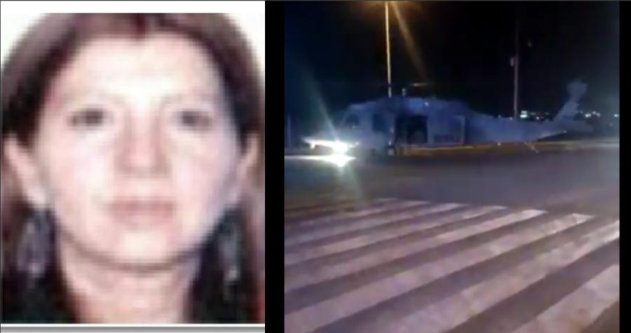 Rosalinda González, esposa de Nemesio Oceguera, 'El Mencho', es aprehendida por la Marina en Zapopan