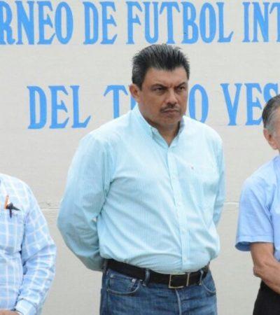 Édgar Sandoval de la Fuente renuncia a su cargo de oficial mayor del Ayuntamiento de Othón P. Blanco