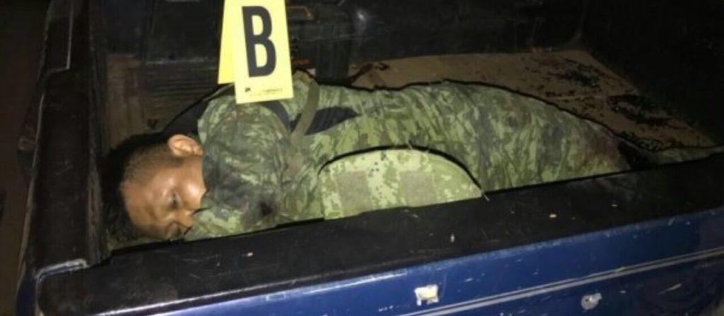 Tres militares fueron muertos en Coyuca de Catalán, Guerrero