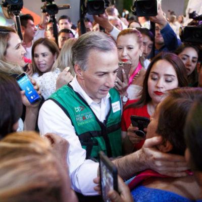 """""""NI ME RETRACTO NI OFREZCO DISCULPAS"""": En el caso Nestora Salgado, estoy con las víctimas, dice Meade"""