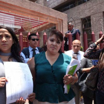 """Nestora Salgado presenta dos demandas por daño moral contra Meade; """"está jugando con la mente de los mexicanos"""", asegura"""