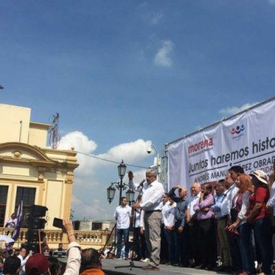 AMLO lanza un 'zafo' a pleito con los empresarios