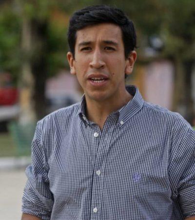 A los partidos les gusta decir que nos van a comprar, cooptar y hasta matar: Pedro Kumamoto