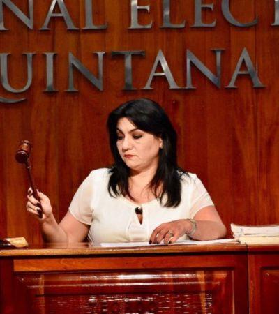Magistrada del Teqroo anuncia que hoy es el último día en que José Luis Toledo Medina podría ser candidato a BJ