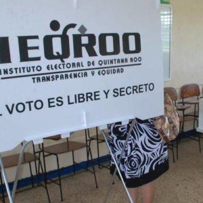 Un millón 208 mil 666 ciudadanos de Quintana Roo podrán votar el próximo 1 de julio